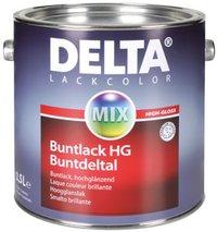 DELTA Buntlack HG/MIX (Bundeltal AF) Balení 0,75l