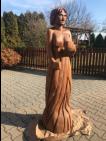 Dřevěné sochy 2