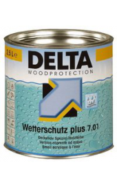 DELTA Wetterschutz 7.01 Balení 1l
