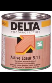 DELTA Active lasur 5.11 Balení 2,5l