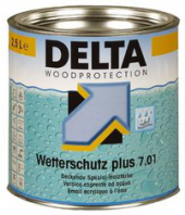 DELTA Wetterschutz 7.01 Balení 12l