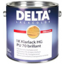 DELTA Klarlack PU 70, brillantBalení 2,5l