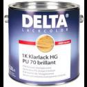 DELTA Klarlack PU 70, brillantBalení 0,75l