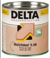 DELTA Holzlasur plus 5.06 Balení 2,5l