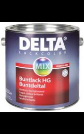 DELTA Buntlack HG/MIX ( Bundeltal AF) Balení 0,75l