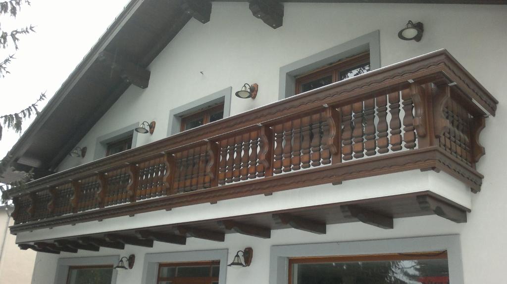 Alpský balkón